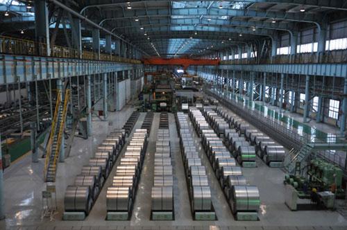 本钢冷轧硅钢生产线稳定高效运行3年